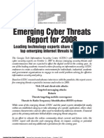 gtisc cyber threats report