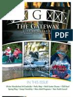 The Gateway, Winter/Spring 2012