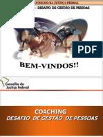 Coaching JUSTIÇA FEDERAL