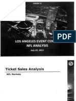 Los Angeles Stadium Analysis