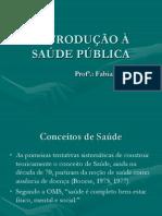 Introducao a Saude Publica