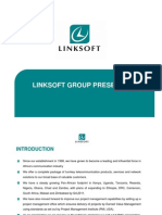 Linksoft Company Profile.