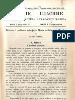 Glasnik Zemaljskog Muzeja 1901./god.13 knj.2