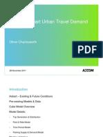 2.6 - Greater Hobart Urban Travel Demand Model