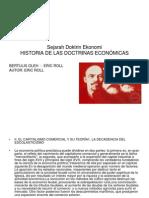 Historia de Las Doctrinas Economic As Eric Roll Malayo Parte 34