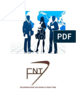 FNT Software Software Solutions Profile