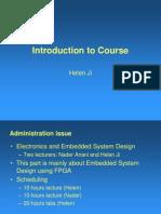 L1 Introduction