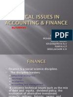 Ethics in Acc & Finance