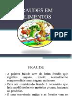 Slides Bromatologia