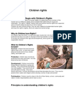 Children Rights