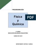2011-12 - Física y Química - 4º ESO