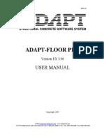 Floor Pro v3 Manual