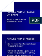 Forces and Stresses on Ships [Compatibility Mode]