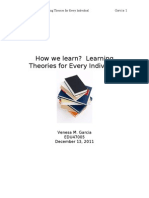 How We Learn[1]