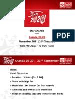 Ananda 20-20 Dec