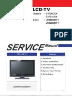 Tv Samsung Lcd Ln26b350f1, Ln32b350f1, Chasis Bn44-00289a