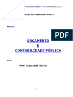 Orcamento e Contabilidade Publica (Alexandre Freitas)