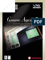 GrooveAgent Manual