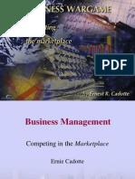 Web Business Management Part1