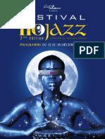 Programme du Festival îlojazz du 12 au 18 décembre 2011