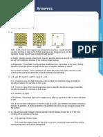 Edexcel IGCSE Chemistry Answers