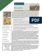 MVZ Bulletin Spring 2009
