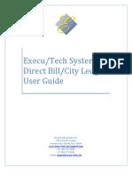Direct Bill Guide