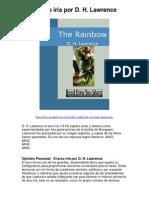 El arco iris por D H Lawrence - Averigüe por qué me encanta!