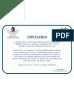 III Feria Invitacion