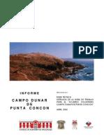 Informe Campo Dunar de Punta Concon