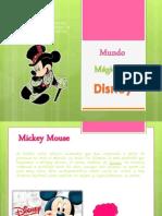Computación - Mundo Mágico de Disney