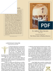 A Physician's Prayer by Pope Pius XII