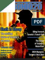 Toronto 2.0 Edition 1