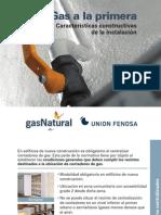 Caracteristicas Construccion Instalacion Gas Natural