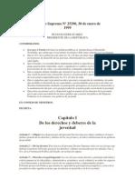 Decreto Supremo Nº 25290