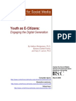 Youth as E-Citizens