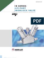 HMB - Multi Port Valve