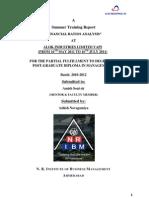 Alok Industries Final Report 2010-11.