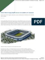 Estadio Ponte preta