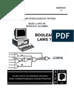 IT0344 Basic Laws of Boolean Algebra