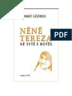 Nene Tereza ne syte e botes NGA Mehmet Gezhilli