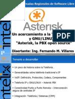 Asterisk (Telefonia IP Linux)