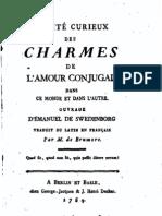 M-de-Brumore-Charmes-de-L'Amour-Conjugal-transposition-libre-d'un-ouvrage-d'Em-Swedenborg-1784