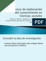 elprocesodeelaboracindelconocimientoenciencias-090423210123-phpapp01