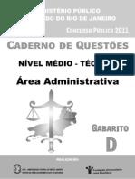 Tecnico Adm - D-web