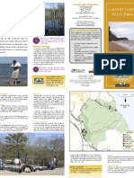 Calvert Cliffs State Park Brochure