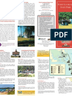 Point Lookout State Park Brochure