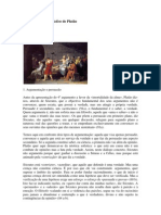 Manuel Galrinho - Argumentação no Fedon de Platão