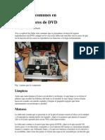 13862220 Fallas Comunes en Re Product Ores DVD