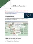 Go Launcher Template V1.2